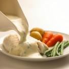 sauce blanche poisson